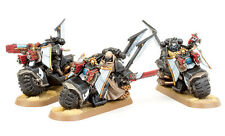 WARHAMMER 40k Dark Angel RAVENWING BIKE 3 NUOVO su colata di Dark Vengeance Set
