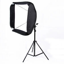 "FOTGA 24"" Collapsible Flash Speedlite White Softbox w/Mount Bracket 60cm Softbox"