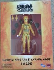 2012 SDCC Exclusive Naruto Shippuden Nine Tails Chakra Mode Action Figure