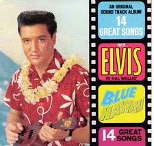 CRC issue Elvis Presley Blue Hawaii CD BG2-3683 14 tx Can't Help Falling In Love