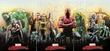 MARVEL MASTERPIECES 2007 SERIES 1 DREW STRUZAN SET (3)
