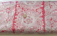 FreeSpirit Fabric Paganelli Sis Boom Girlfriends Cotton Paisley Floral BTY