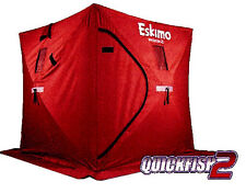 Eskimo QuickFish 2 Ice Shelter Shanty 2 Man #69151