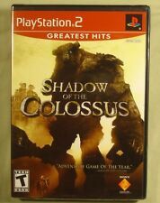 Shadow of the Colossus Greatest Hits PS2 new sealed $3 shipping