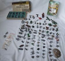 112 vintage Ral Partha Elen Merch dungeons and dragons figures 70's to early 80s