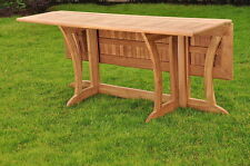 """Warwick Grade-A Teak Outdoor Patio Dining 69"""" Console Rectangle Table  Furniture"""