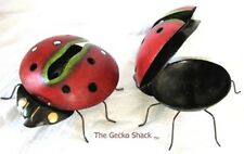 Lady Bird Bug Mozzie Coil Holder dome shape patio deck Home Garden BBQ Repellant