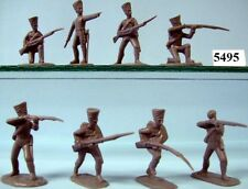 Armies In Plastic 5495 - Prussian Army Line Infantry Figures/Wargaming Kit