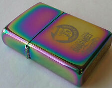 Zippo Sawpmeet Lighter 2002 International RARE Limited Edition IN TIN BOX MNT