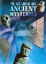 IN SEARCH OF ANCIENT MYSTER...-IN SEARCH OF ANCIENT MYSTERIES WITH ROD SEDVD NEW