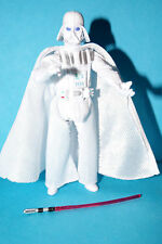 STAR WARS LEGACY DARTH VADER WHITE LOOSE COMPLETE