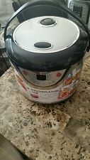 Tefal 8-In-1 Multi Cooker ,Black And Stainless Steel! In excellent condition!