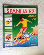 World Cup SPAIN 1982 100% Complete FULL album NO RESULT Panini Decje Novine RARE