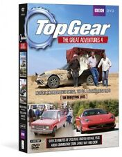Top Gear - The Great Adventures 4 [DVD] Middle East Special+USA and Albania