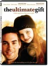 Ultimate Gift  DVD Drew Fuller, James Garner, Abigail Breslin, Bill Cobbs, Lee M