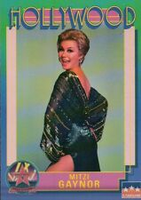 Mitzi Gaynor, Actress, Hollywood Star, Walk of Fame Trading Card -- NOT Postcard
