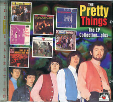 The EP Collection by The Pretty Things (CD, Jul-1997, See For Miles Records (...