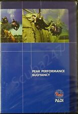 PADI DVD PPB Peak Performance Buoyancy PADI Specialty Scuba Diving