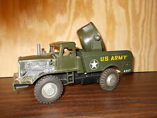 DAISY/MATIC  ARMY SEARCHLIGHT TRUCK BATTERY OP