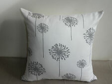 DANDELION MODERN WHITE GRAY STYLIST DECORATOR CUSHION COVERS 45CM AU MADE