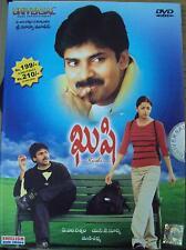KHUSHI (PAWAN KALYAN, BHUMIKA CHAWLA) - TELUGU INDIAN MOVIE DVD