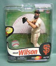 "McFARLANE SPORTSPICKS MLB 30-  BRIAN ""THE BEARD"" WILSON  SF GIANTS"