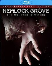 Hemlock Grove: The Complete First Season (Blu-ray Disc, 2014, 3-Disc Set)