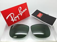 AUTHENTIC RAYBAN RB 3533 GREY/GREEN G-15 POLARIZED LENSES New! Genuine Ray-Ban