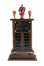 """12 YEAR, 23"""" ARMCHAIR FANTASY BASKETBALL TROPHY - FREE ENGRAVING! SHIPS IN 1 DAY"""