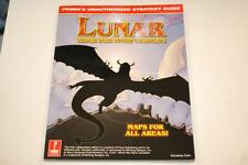 Official Prima Unauthorized Lunar Silver Star Story Complete Strategy Guide