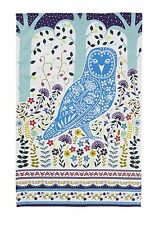 """Woodland Owl"" Cotton Tea Towel by Ulster Weavers Made in UK"