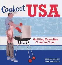 Cookout USA: Grilling Favorites Coast to Coast-ExLibrary