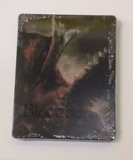Bloodborne PS4 Steelbook German Saw Cleaver Limited Collectors Sealed Rare PAL