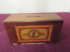 Victorian - Society for the Propagation of the Gospel Missionary Box/Bank