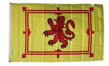 SCOTLAND LION FLAG 3 x 5 '   FLAG   -  NEW 3X5 INDOOR OUTDOOR COUNTRY FLAG