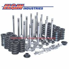 "New Z28 Springs, 1.94"" Intake & 1.5"" Exhaust Valve Set Chevy 400 350 327 283"