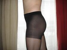 Lot de 5 Collant noir pieds renforcés taille 173-183 cm gay inte sheer