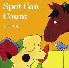 Spot Can Count (Color), Eric Hill, Good Book