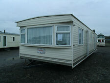 COSALT COASTER 35x12 3bed static caravan double glazed & central heated off site