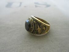 US Army Special Forces USMC Marines Navy NAM Insignia Ring NAM PX Sterling Gr 67