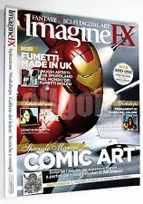 Rivista IMAGINE FX IMAGINEFX n. 1 2009 Wyrd RARO PRIMO NUMERO