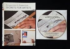DVD Only! Perspective & Proportion Secrets for Artists Christine Ivers