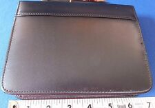 Black Leather Pen Case for up to 12 Fountain Pens or Pencils