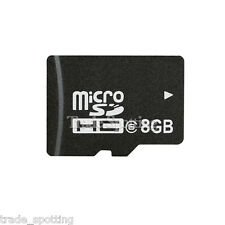 8GB Mirco SD TFT SDHC Card for Raspberry Pi 3 Model B