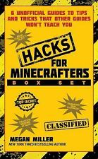 Hacks for Minecrafters Box Set : 6 Unofficial Guides to Tips and Tricks That...