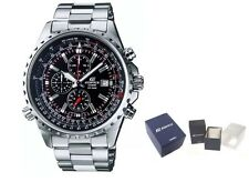 Casio Edifice Watch EF-527D-1AV Mens Casual Chronograph Tachymeter Date Display