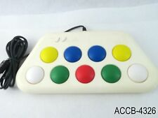Pop'n Music Minicon 2 Controller White Playstation Japanese Import Mini PS1 PS2