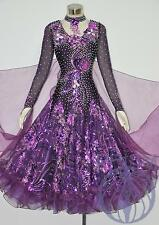 BALLROOM .STANDARD. SMOOTH DANCE COMPETITION DRESS SIZE S M L B2932
