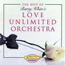 BARRY WHITE'S LOVE UNLIMITED ORCHESTRA : BEST OF  (CD) Sealed
