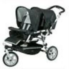 New Universal Raincover to fit Jane Power Twin Double Pushchair